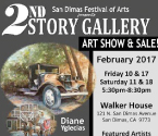 2nd Story Art Gallery & Show