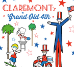 Claremont July 4th Celebration