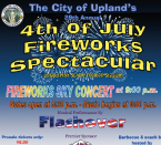 Upland 4th of July