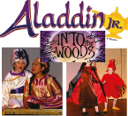 Aladdin and Into the Woods