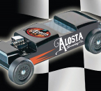 Alosta Brewing Pinewood Derby Race
