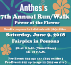 Anthesis 7th Annual Run/Walk