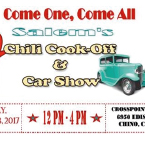 Chili Cook-Off & Car Show