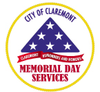 Claremont Memorial Day Services