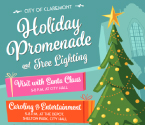Holiday Promenade & Tree Lighting