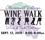 Claremont Wine Walk