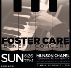 Foster Care Benefit Concert