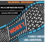"""Honky"" by Greg Kalleres"
