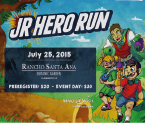 Jr. Hero Run