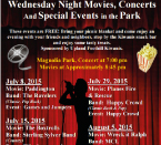 Upland Movies and Concerts