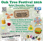 Oak Tree Festival