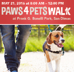Paws of Pets Walk