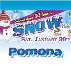 Snow Day Pomona