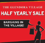 Glendora Village Half Yearly Sale