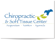 $25.00 Tuesday & Thursday Chiropractic or Acupuncture Treatment