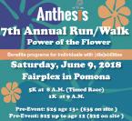 Anthesis 7th Annual Run/Walk