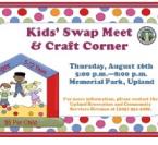 Upland Kids Swap Meet