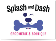 Free Grooming with Splash & Dash!