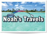 Win a Gift Card from Noah's Travels